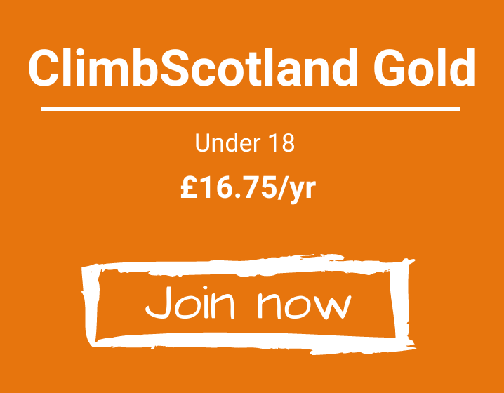 Join Mountaineering Scotland - ClimbScotland membership