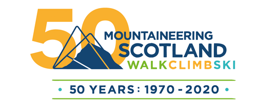 Mountaineering Scotland at 50