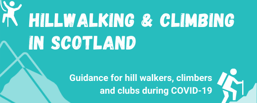 COVID-19 guidance for hill walkers and climbers in Scotland