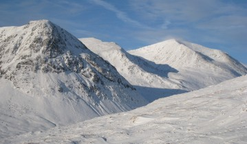 Scottish highland landscape - being campaigned for by Mountaineering Scotland