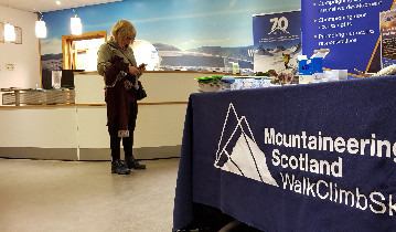 Scene is set for Mountaineering Scotland AGM and Members' Meeting
